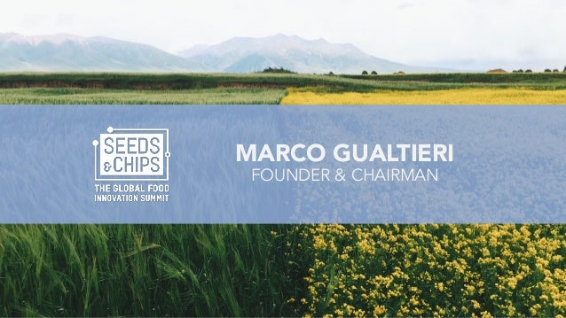 MARCO GUALTIERI FOUNDER & CHAIRMAN