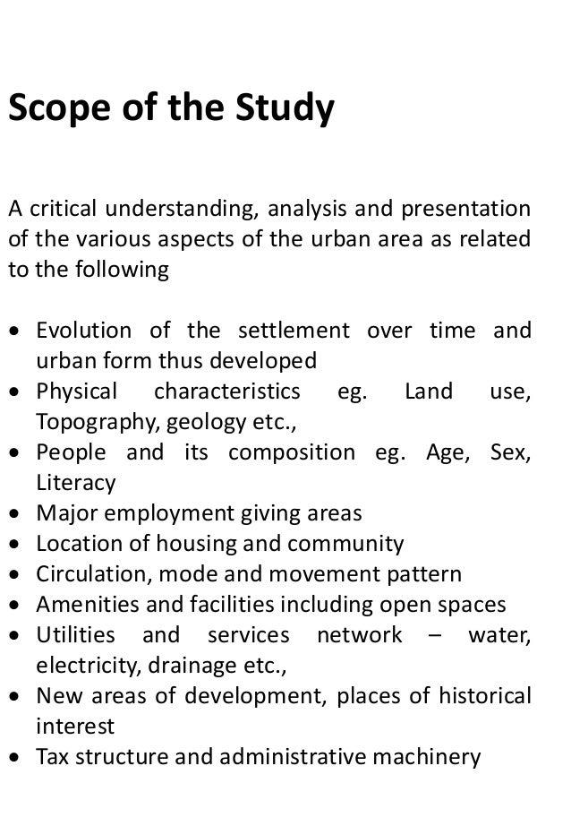 Town planning -tirunelveli