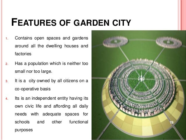 the garden city movement The 'garden city' movement of the 1890s merged with a post-war desire to a  design system to reward those who had made terrible sacrifices in.
