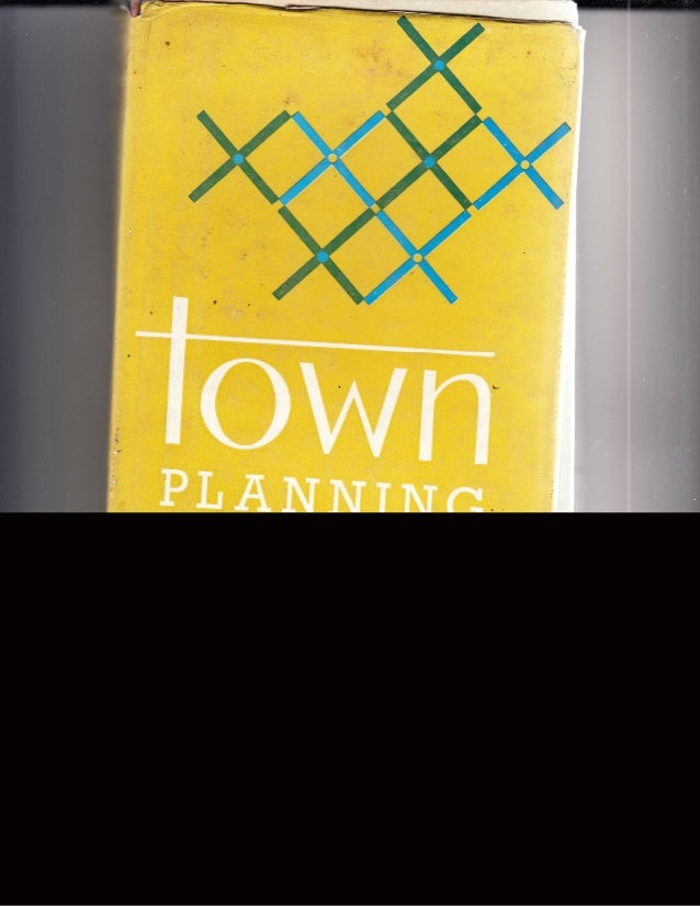 Town planning by rangwala