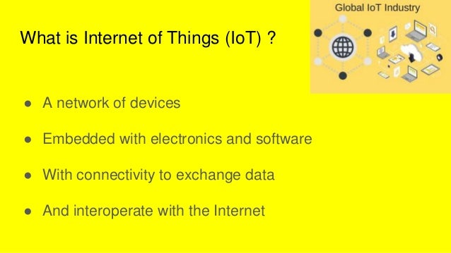 Townsville Internet of Things (IoT) Slide 2
