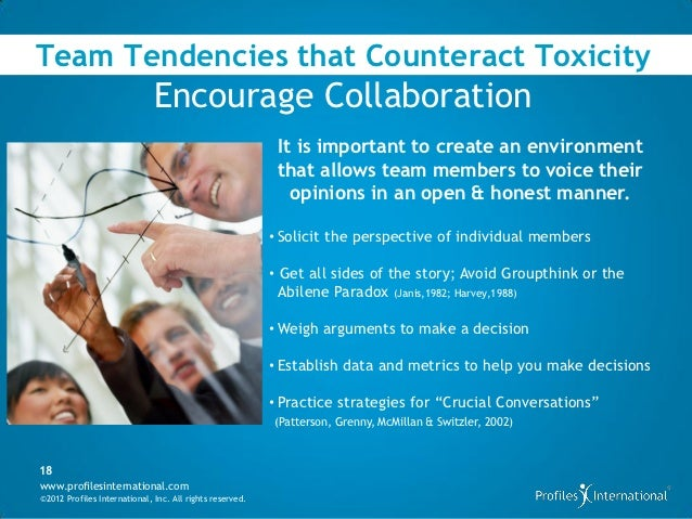 The Benefits of Team Collaboration