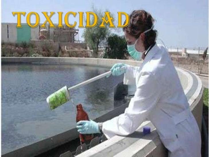 toxicidad<br />