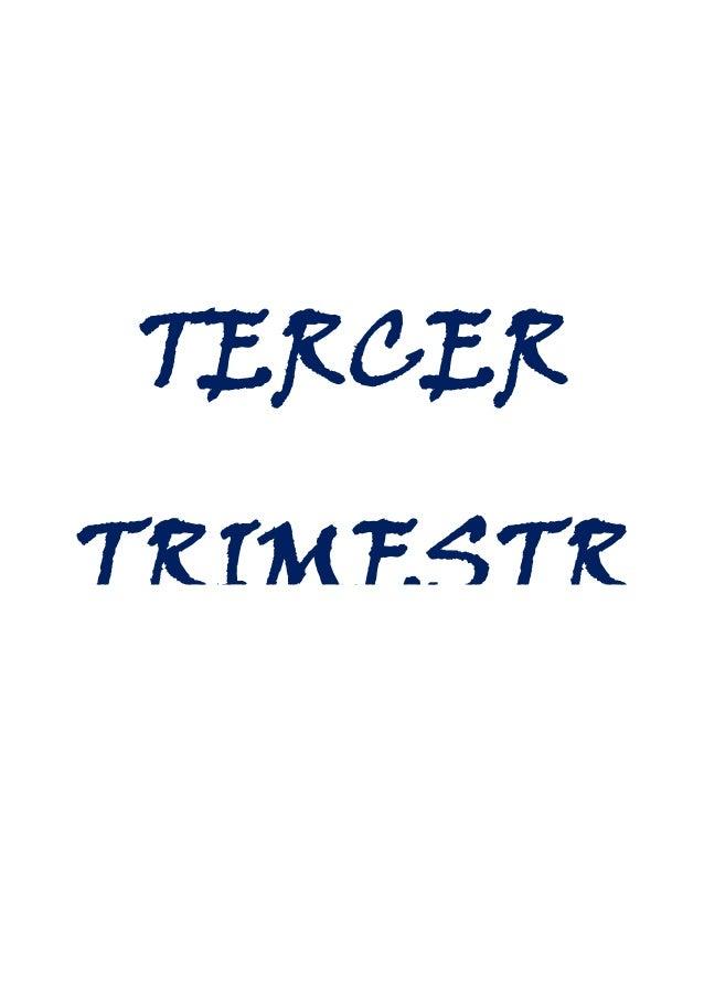 1 trimestr