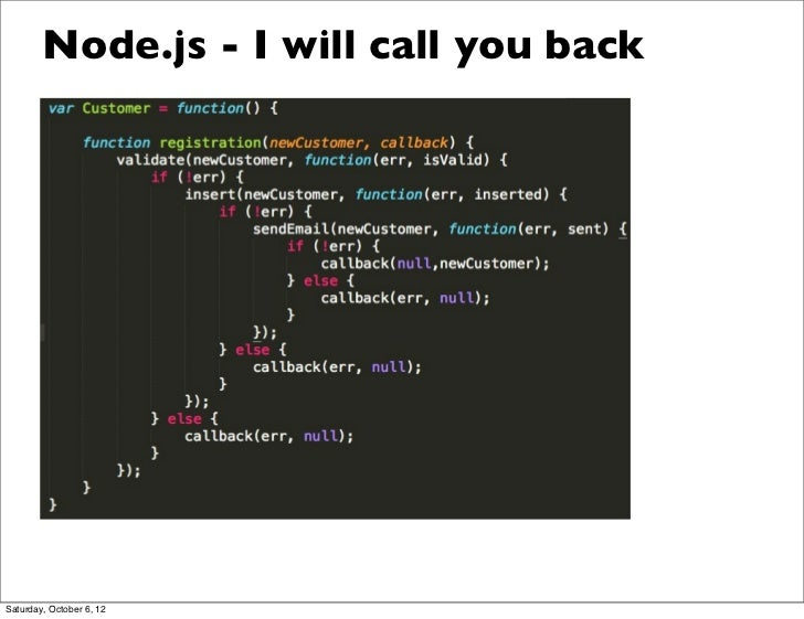 Node.js, Doctor's Offices and Fast Food Restaurants – Understanding Event-driven Programming