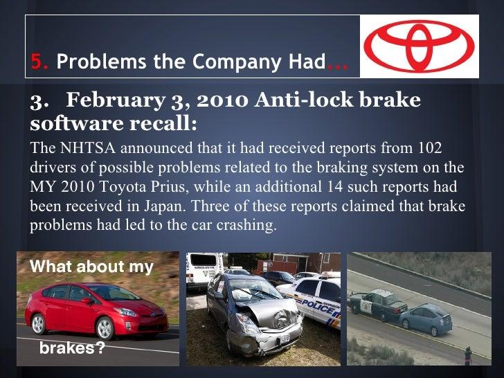 Toyota Motors Corp