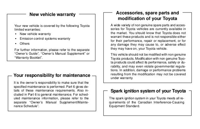 toyota 1996 corolla owners manual f6bad0 rh slideshare net 2012 toyota corolla owners manual pdf 2010 toyota corolla owners manual