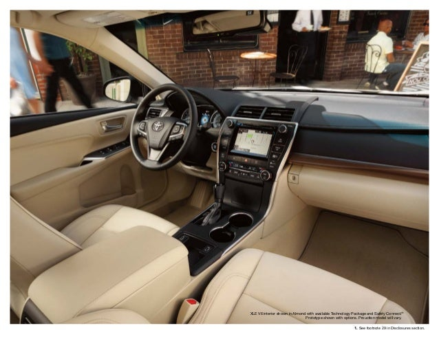 toyota camry 2015 catalogue. Black Bedroom Furniture Sets. Home Design Ideas