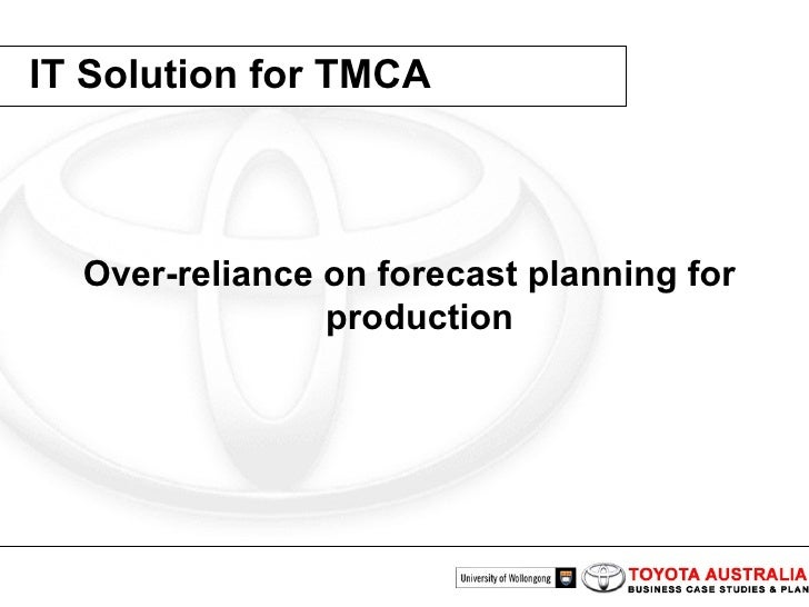 toyota production planning Summary of toyota production system 23 product order up to production planning production sequential plan with various product by heijunka(leveled production.