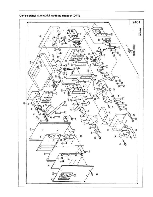 Toyota 5 Fbe13 Forklift Service Repair Manual