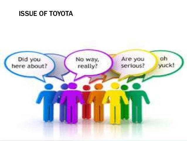 Toyota And Csr Ppt