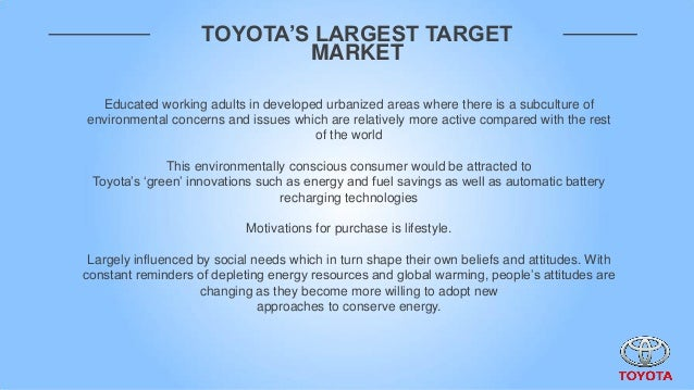 smart objectives of toyota Essays - largest database of quality sample essays and research papers on smart objectives of toyota.