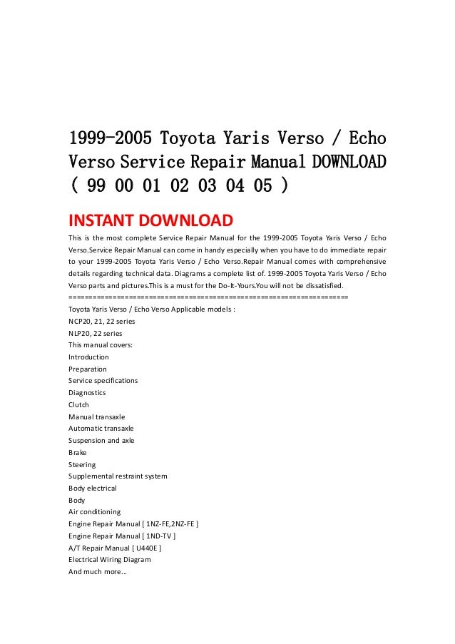 toyota camry 2002 2003 2004 2005 2006 diy service repair manual dow rh slideshare net 2014 toyota camry service manual pdf 2004 toyota camry factory service manual