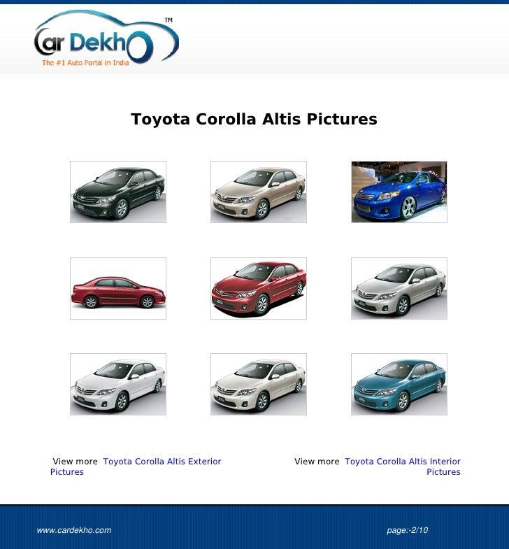 ToyotaCorollaAltis