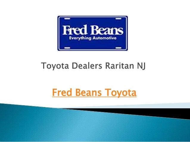 Toyota Dealers Raritan Nj