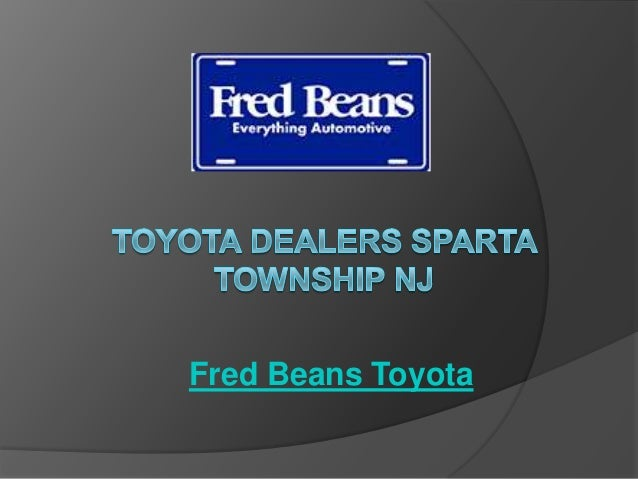 Fred Beans Toyota