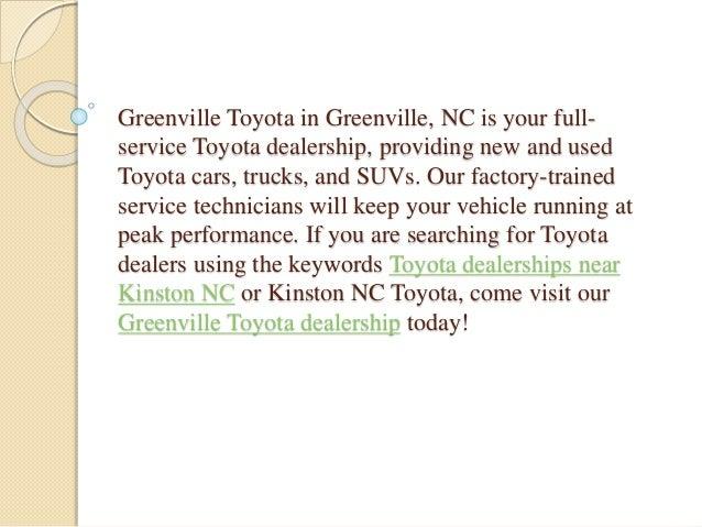 Greenville Toyota ...