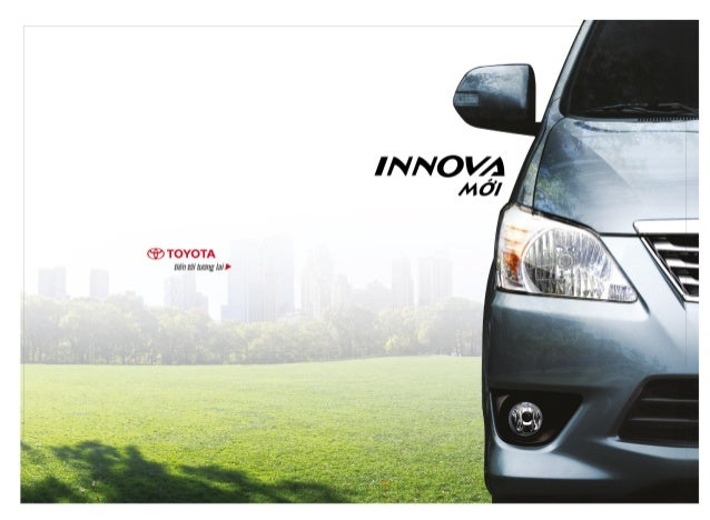 Toyota innova 2013 catalogue
