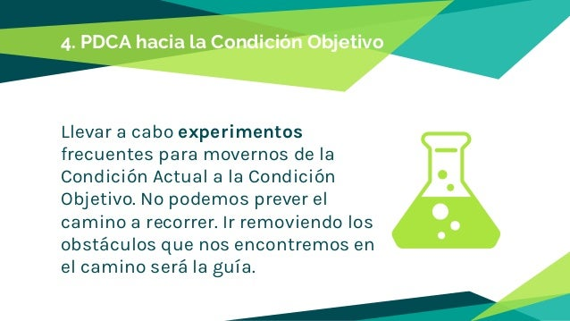 3. COACHING KATA Acompañando la creación de hábitos de mejora