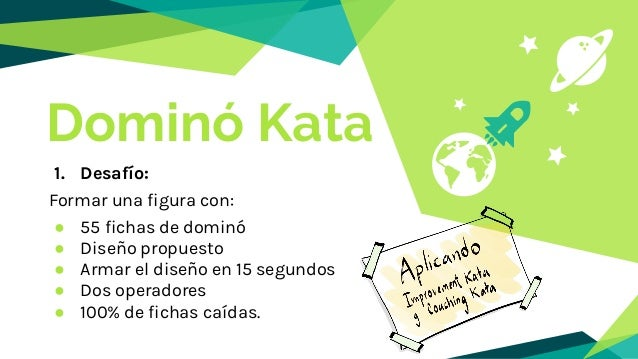 Créditos ● Web Toyota Kata: http://www-personal.umich.edu/~mrother/Homepage.html ● Libro Toyota Kata, Mike Rother: ● http:...