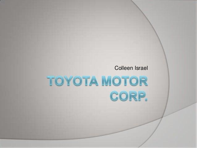 Colleen Israel