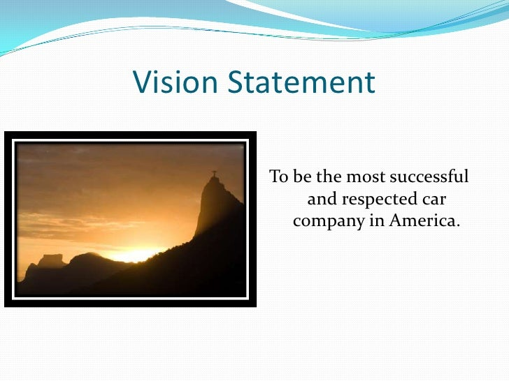 mission and vision statement of honda Learn how to write powerful, inspiring mission statements and vision statements with this article and video.