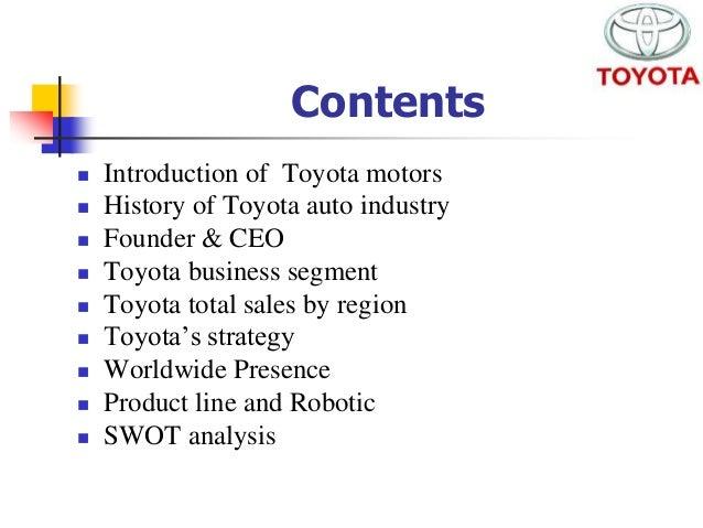 strategic capability toyota A normative theory of dynamic capabilities: progress toward a strategic theory of capabilities or even a (eg honda vs toyota in the automobile.