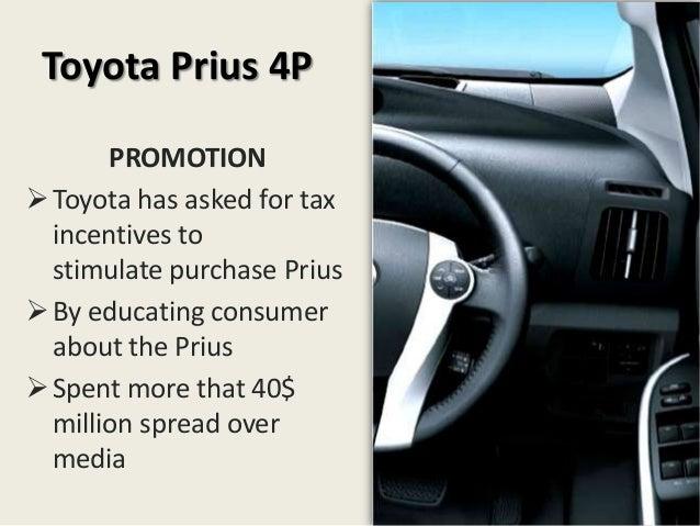 Toyota Motor Corp.: Launching Prius Case Solution & Analysis