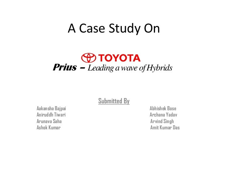 toyota industry life cycle