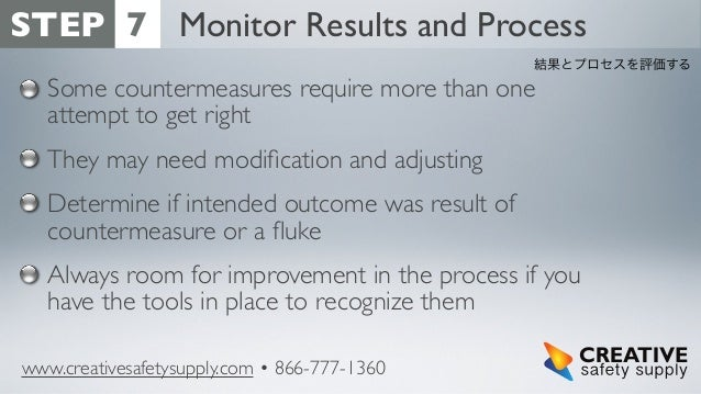 toyotas 8 step practical problem solving methodology overview