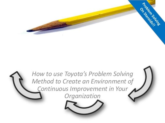 kaizen method of continuous improvement pdf