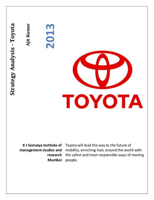 marketing plan for toyota malaysia Marketing plan objectives often considered the most effective budgeting method, this method uses the objectives in the marketing plan to determine the marketing budget.