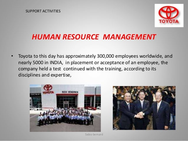 Case study of supply chain management of toyota pdf repair