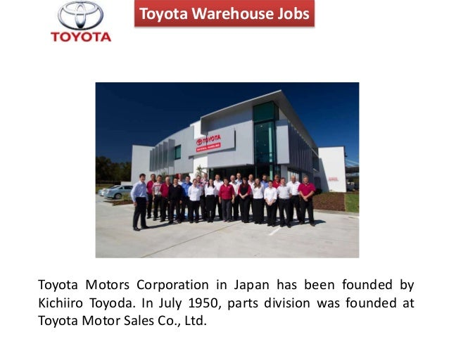 Founder of toyota motor corporation for Toyota motor corporation mission statement