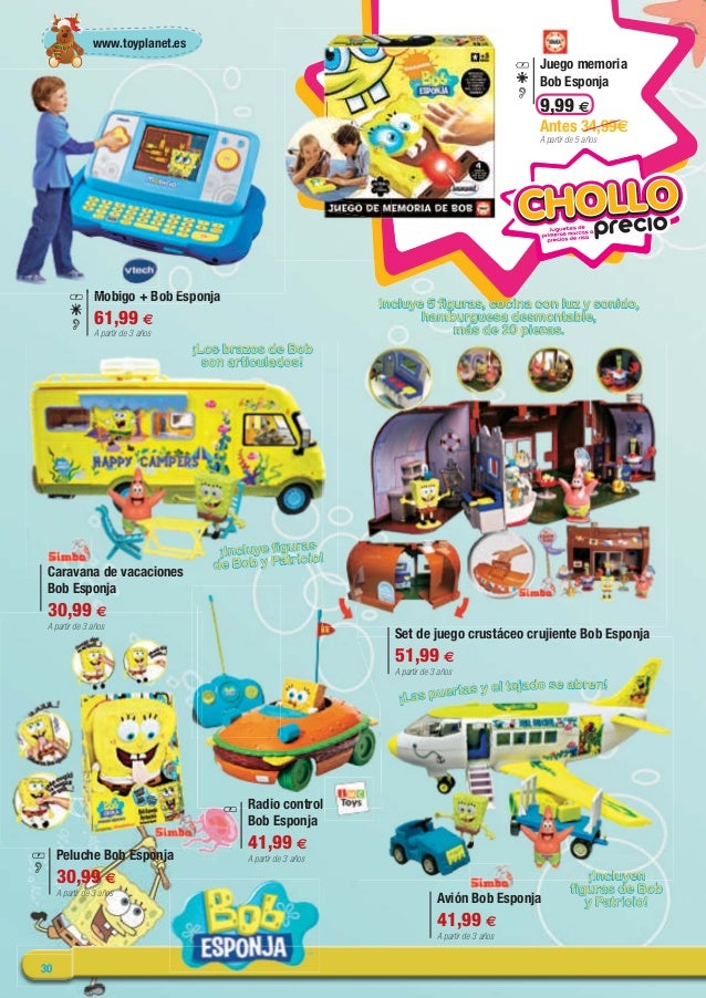 Catalogo Navidad 2012 Toyplanet