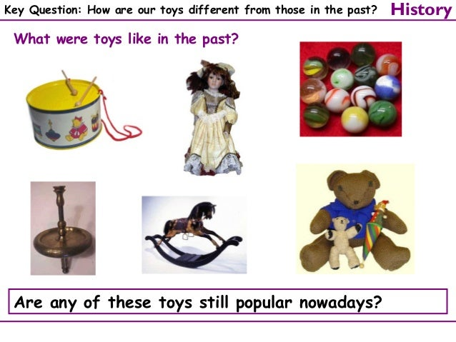 Toys From The Past : Toys from the past