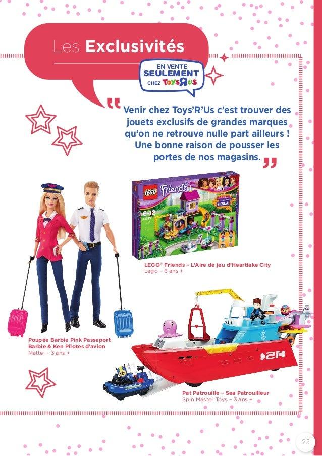 Dossier De Presse Noël Toys R Us Destination Noël