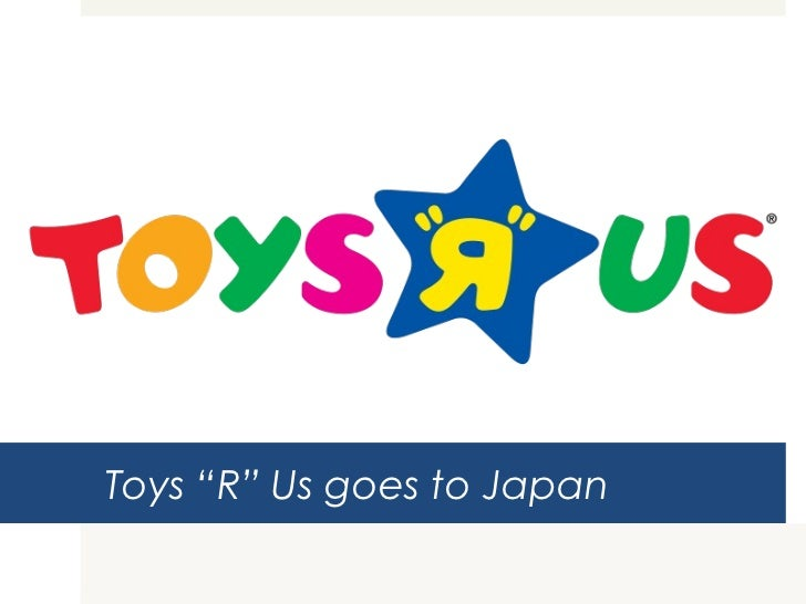 Toys r us goes to japan - Maisonnette toys r us ...
