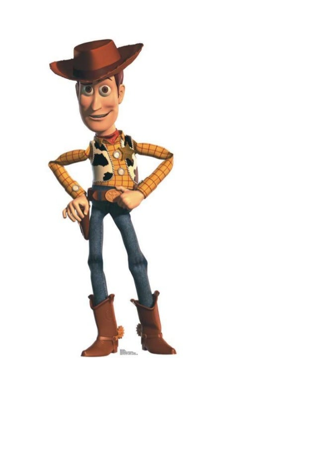 Son Imagenes De Toy Story