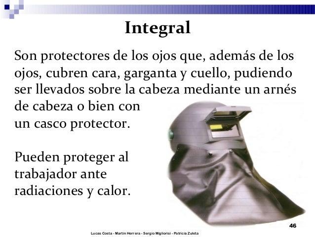 fb185b4580 Protección Visual y Facial. Elemento de Protección Personal. Segurida…