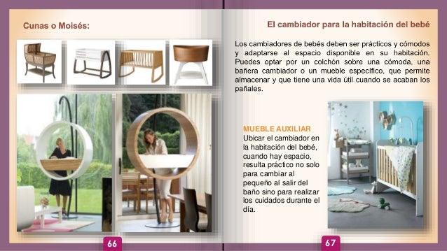Diseño de Interiores - Dormitorio para bebe