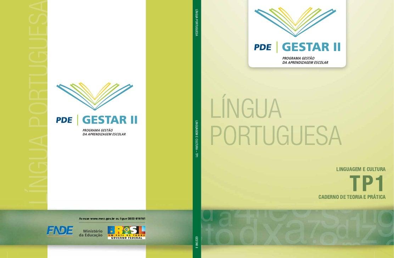 LÍNGUA PORTUGUESALÍNGUA PORTUGUES                                                          GESTAR II                      ...