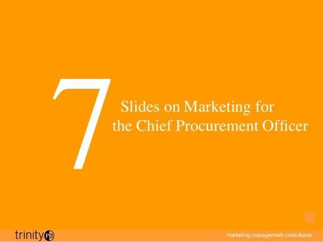 marketing management consultants          Slides on Marketing for