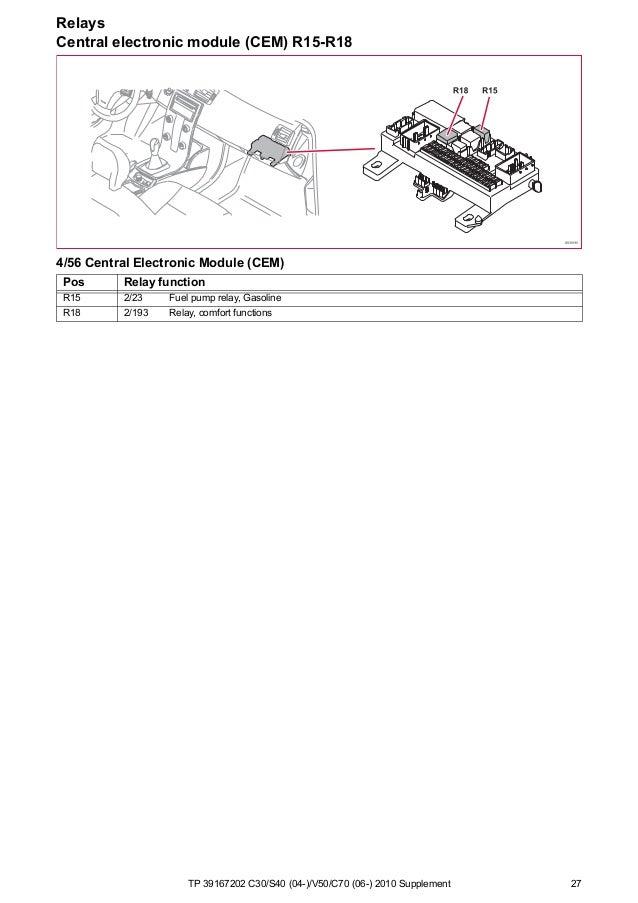 220d Volvo Fuel Pump Wiring Diagram - Wiring Schematics