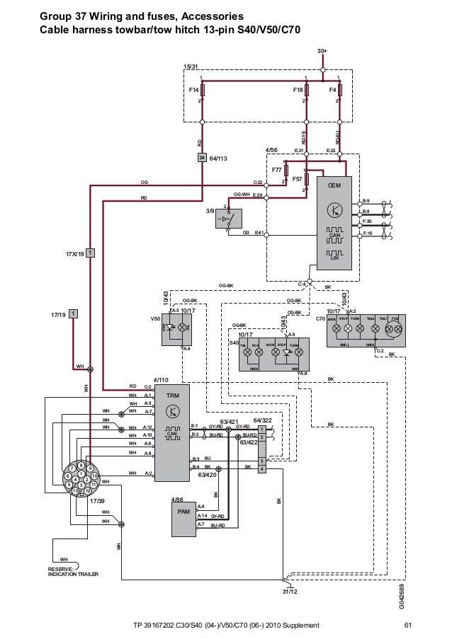 Volvo V50 Wiring Diagram Pdf