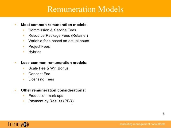 Trinityp3 advertising agency remuneration principles 5 marketing management consultants 6 platinumwayz