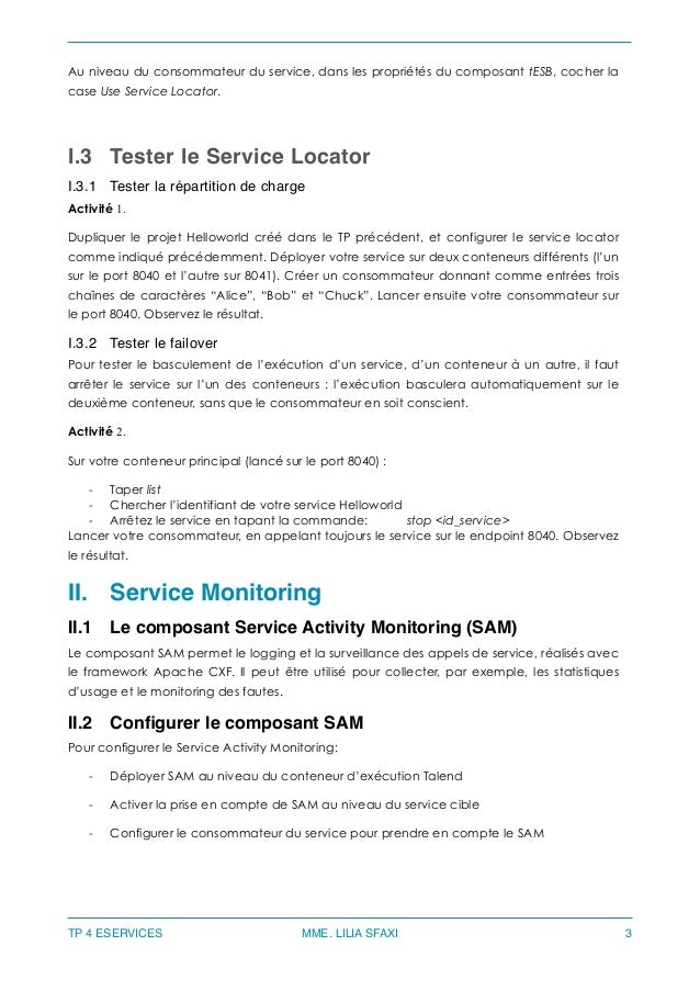 eServices-Tp4: esb++ Slide 3