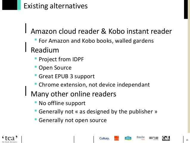 Reading on the Web: using the browser as an EPUB reader app
