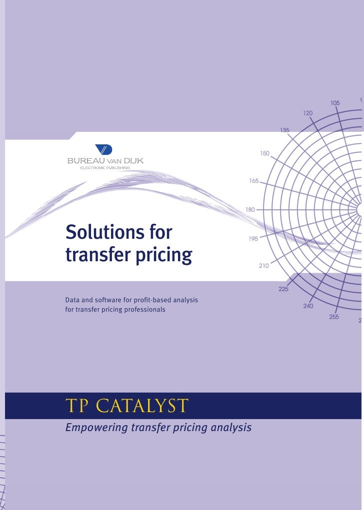 solution for transfer price