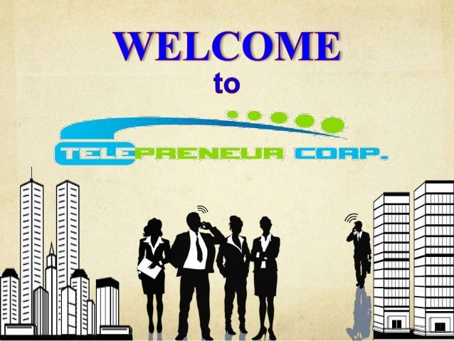 TELEPRENEUR CORP (TPC) is a duly registered 100% Filipino owned  company with SEC Reg. no. CS201115301. The company provid...
